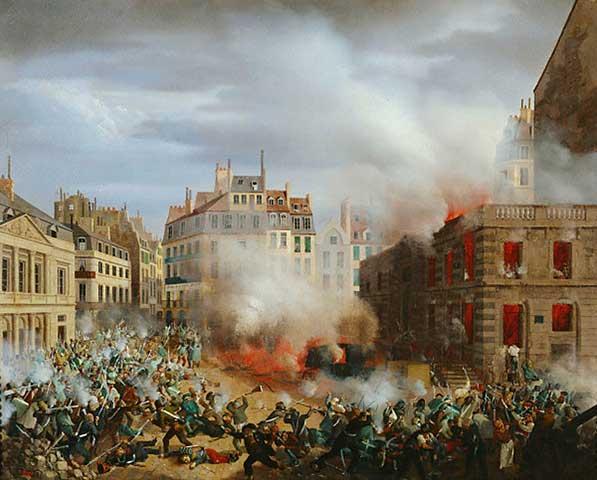 Lucruri pe care nu le ştiai despre Paris_la revolution francaise