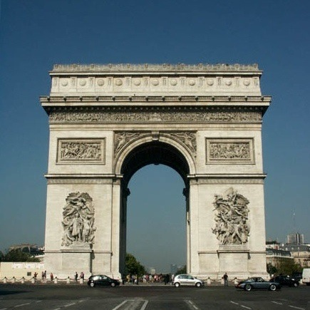 Top 5 lucruri pe care trebuie să le vedeţi în Paris_Arcul de triumf