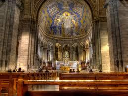 Top 5 lucruri pe care trebuie să le vedeţi în Paris_Bazilica_Sacre_Coeur