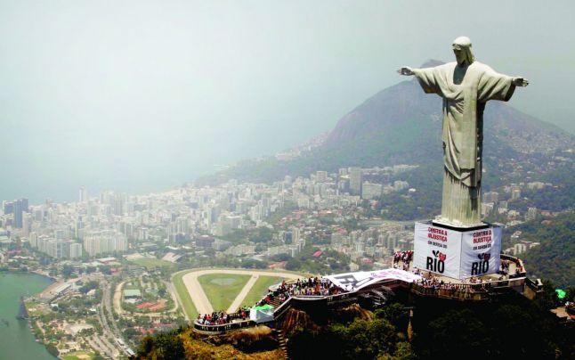 Chipul statuii Mantuitorului 1