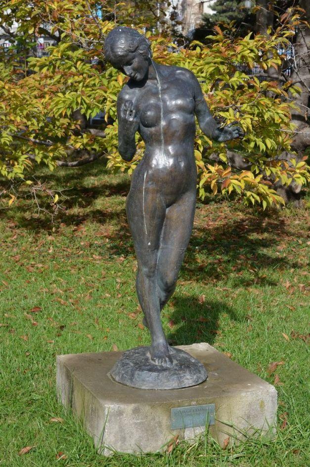 Chipul statuii Mantuitorului 3