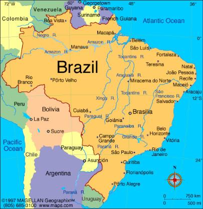 Ciudateniile Braziliei