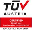 Babylon Consult ISO Certificate